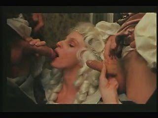 सींग का marquise तीन लंड बेकार है