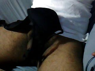 मेरे डिक और एक काले ब्रा