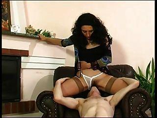 माँ और लड़के रोमांटिक सेक्स