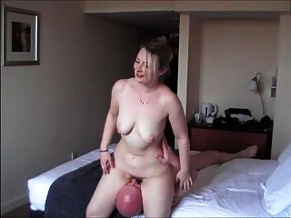 32yo ब्रिटिश पूर्व GF होटल रात की पहली बकवास मिलने!