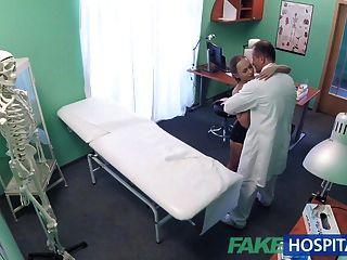 भूकंप के बाद रोगी के साथ fakehospital अच्छा कठिन सेक्स