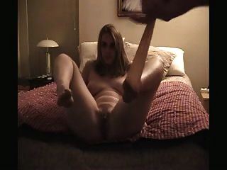 प्यारा पत्नी चिढ़ा में pantyhose और यौन संबंध रखने वाले