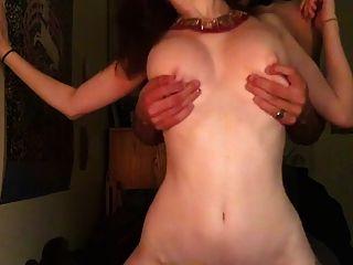 एमेच्योर, बड़े स्तन के साथ लड़की, कॉलेज संभोग है