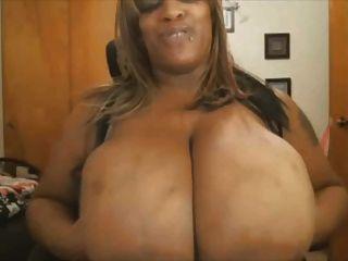 बड़े स्तन वेब कैमरा के साथ काले BBW