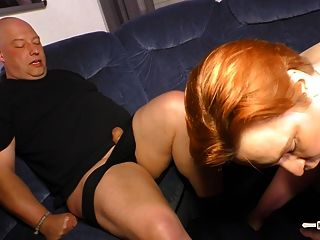 हॉउसफ्राफिकेन जर्मन बीबीडब्ल्यू गर्म सेक्स में मुंह में सह हो जाता है