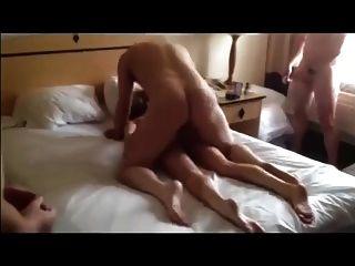 पत्नी को नहीं पता था कि उसके में कितनी लंड
