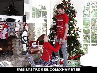 छुट्टी क्रिसमस pics के दौरान मेरे बहन कमबख्त परिवारस्ट्रोक्स