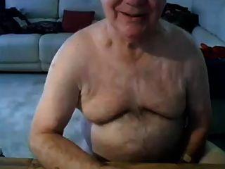 दादाजी स्ट्रोक और कैम पर दिखाएं