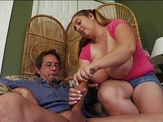 भारी स्तन शिक्षक बंद झटका