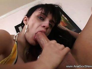विदेशी श्यामला milf गुदा सेक्स प्यार करता है
