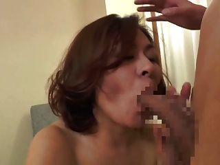सेक्सी जापानी परिपक्व (सेंसर)