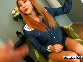 कोरिया 1818.com गर्म कोरियाई स्ट्रॉबेरी लड़की सेक्सी
