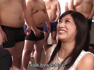 उपशीर्षक सीएफएनएम जापानी गोक्कन पार्टी के साथ मिकी सूर्योहरा