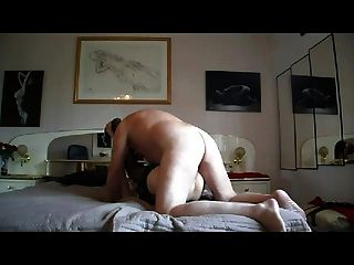मालकिन बेडरूम में एक सुपरहॉट बकवास