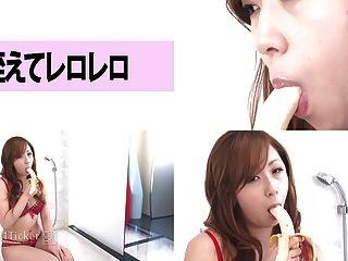 जापानी blowjob शिक्षण वीडियो (बिना सेंसर जव)