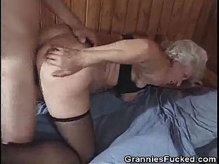 दादी सह और कुत्ते शैली कमबख्त प्यार करता है