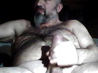 नहीं दादी दाढ़ीदार भालू उसकी मोटी डिक पथपाकर नहीं