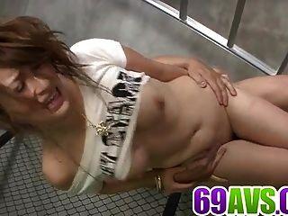 प्यारा yukina मोरी यकीन है कि चूसने और कमबख्त प्यार करता है