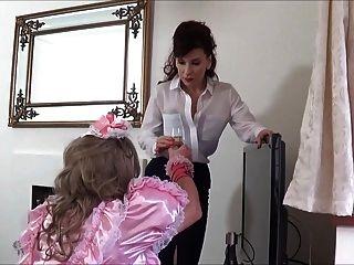 मैडम सी कॉक थप्पड़ गुलाबी सीसी एंजेलिका