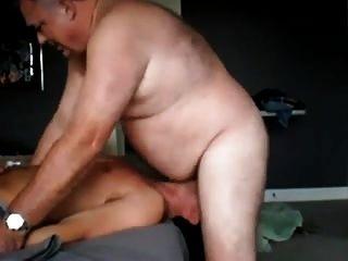 पिता बकवास गुलाम मुंह गर्म मौखिक पिता