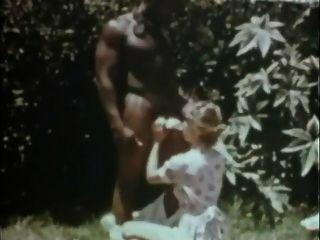 बागान प्यार गुलाम क्लासिक अंतरजातीय 70s