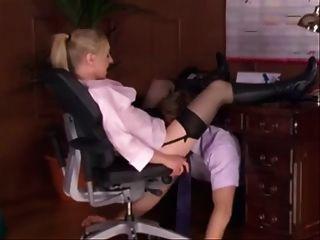 जब बॉस आराम करना चाहता है