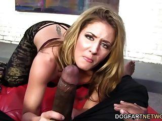 शीना शॉ मंडन का बीबीसी के साथ गुदा सेक्स है