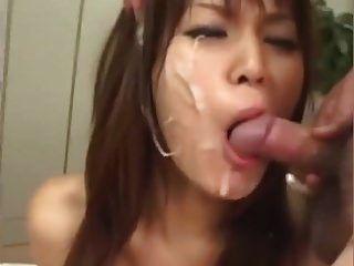 पीपीपी 079 जापानी बकवास + मुंह में सह + कम बिना सेंसर धो