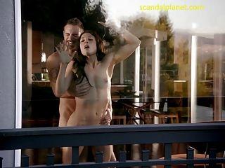 दुष्ट श्रृंखला में लीआ गिब्सन कमबख्त