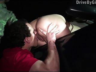 हॉट किटी जेन के साथ चरम सार्वजनिक सेक्स गैंगबैंग