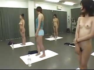 जापानी योग कक्षा