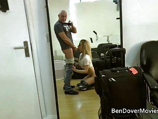 बेन डॉवर ने खुद को शतरंज के साथ फिल्माया