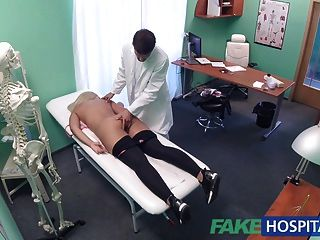 fakehospital बक्सोम रूसी बेब निगल cumload