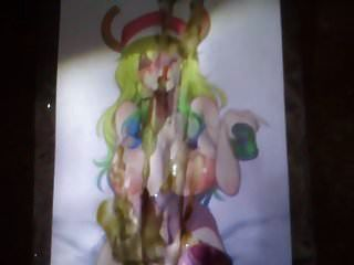 मिस कोबायाशी की ड्रैगन नौकरानी एनीमे से कोई साफ सॉफ ल्यूकोआ नहीं