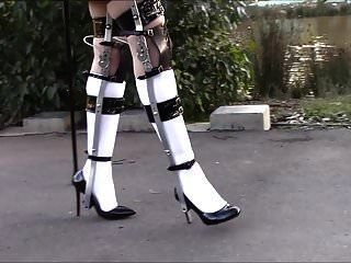 घुटने मोज़े लेगब्रेसिंग