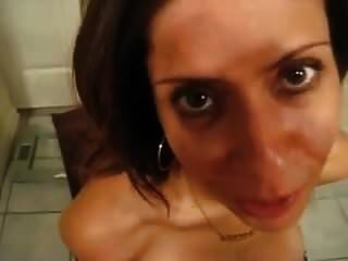 एक फूहड़ पत्नी पर बस्टिन 4 नट