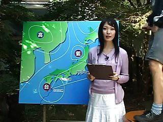 जापानी जाव महिला समाचार एंकर का नाम?