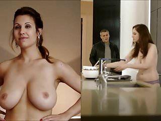 sekushilover सेलिब्रिटी स्तन बनाम स्तन: श्रृंखला 1