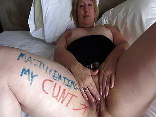 मैं एक बकवास सुअर वेश्या हूँ, आप के लिए मेरी योनी छूत