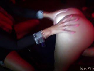पत्नियों क्लब में fisting और डूडू