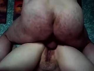 गांड में उसकी बीवी को चोदना