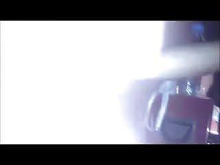 गोरा अजनबी और महिमा छेद बूथ में बकवास हो जाता है