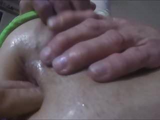 मेरी खाई हुई गांड में सह
