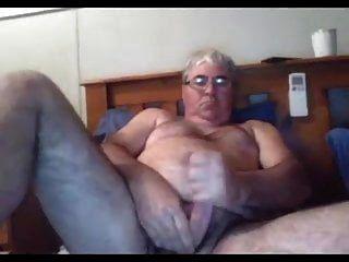 दादाजी और दादाजी वेबकैम पर