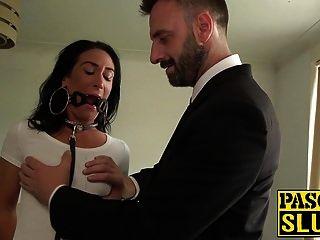 श्यामला एमआईएलए एला बेला पास्कल से किसी न किसी गुदा सेक्स हो जाता है