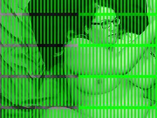 बीबीडब्ल्यू पत्नी गड़बड़ और चेहरे, स्तन और पेट पर सह