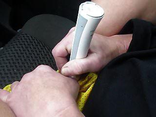 मेरे टूथब्रश का उपयोग करके मास्टरबेट करना और कम करना