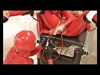 रेडब्रबर डबलबैलन कैथेटर पिसपार्टी में थ्रक मैट्रन
