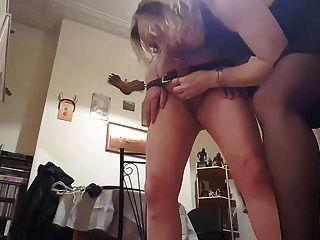 लिसा उसके गुलाम बॉलबस्टिंग