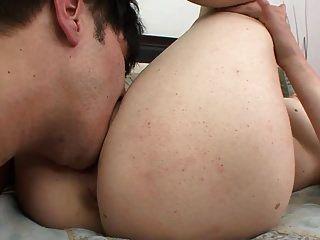 busty कुतिया बेकार है, titty fucks, और fucks